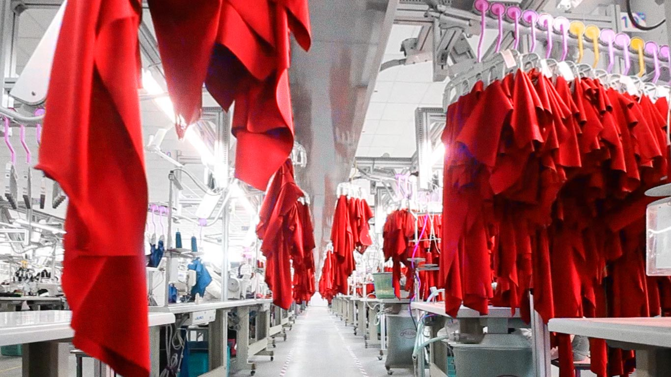 THRONE cut and sew, cut&sew, your professional partner and manufacturer, for private labels and brands